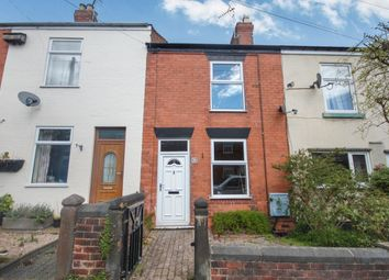 Thumbnail 2 bed property to rent in Ashfield Road, Hasland, Chesterfield