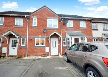 Thumbnail 2 bed terraced house to rent in Old Bakery Close, Exeter, Devon