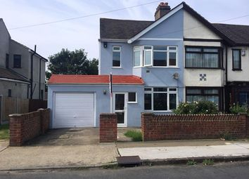 Thumbnail 3 bed semi-detached house for sale in 29 Waverley Road, Rainham, Greater London