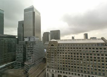 Thumbnail 2 bed flat for sale in West India Quay, 26 Hertsmere Road, London