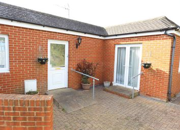 Thumbnail 1 bed detached bungalow for sale in Colemans Moor Lane, Woodley, Reading