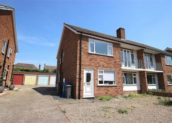 Thumbnail 2 bed maisonette for sale in Belmont Crescent, Maidenhead, Berkshire