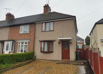 Thumbnail 2 bed end terrace house for sale in Seagrave Road, Stoke, Coventry
