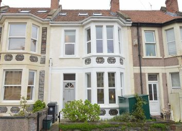 Thumbnail 4 bed terraced house for sale in Gathorne Road, Southville, Bristol
