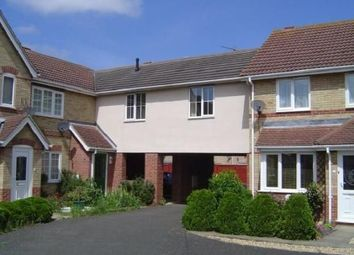 Thumbnail 1 bed flat to rent in Mayfly Close, Chatteris