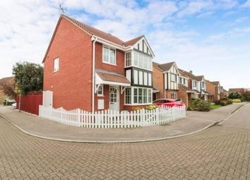 Thumbnail 3 bed detached house for sale in Canons Gate, Cheshunt, Waltham Cross