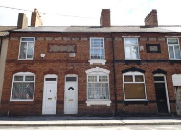 Thumbnail 2 bedroom terraced house for sale in Cobden Street, Wednesbury, West Midlands
