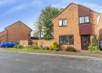 Thumbnail 4 bed detached house for sale in Westfield Way, Farndon, Newark