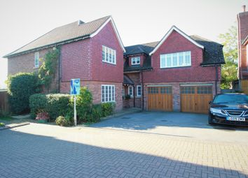 Thumbnail 5 bed detached house for sale in Horseshoe Drive, Over, Gloucester