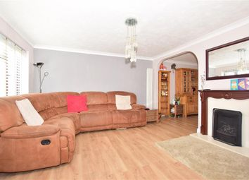 Thumbnail 3 bed detached house for sale in Bamborough Close, Southwater, Horsham, West Sussex