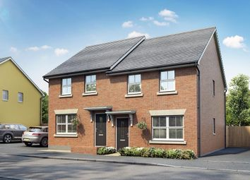 "Thumbnail 3 bed end terrace house for sale in ""Maidstone"" at Post Hill, Tiverton"