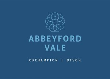 Thumbnail 2 bed terraced house for sale in Abbeyford Vale, Crediton Road, Okehampton, Devon