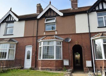 Thumbnail 2 bed terraced house for sale in Dyke Hill Terrace, South Chard, Chard