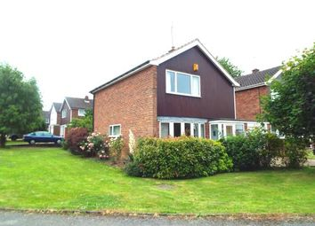 Thumbnail 3 bed detached house for sale in Maidstone Drive, Nottingham, Nottinghamshire