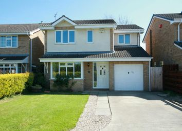 Thumbnail 4 bed detached house for sale in Herriot Way, Thirsk
