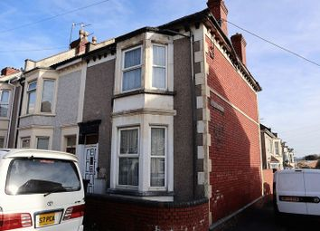 Thumbnail 3 bed end terrace house for sale in Salisbury Street, Barton Hill, Bristol