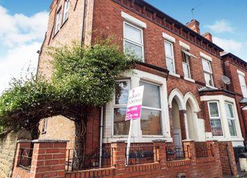 Thumbnail 4 bed semi-detached house for sale in Sneinton Dale, Sneinton, Nottingham