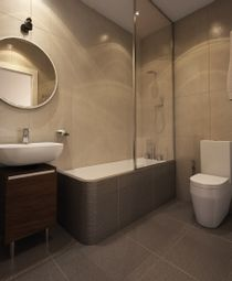 Thumbnail 2 bed flat for sale in Lower Broughton Road, Salford