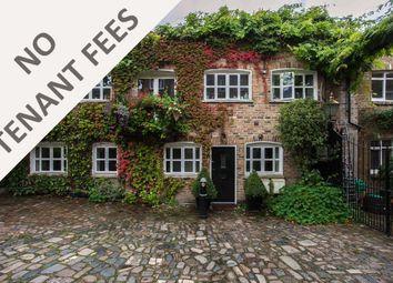 Thumbnail 2 bedroom flat to rent in Rheidol Mews, London
