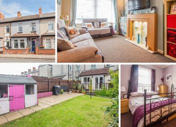 Thumbnail 4 bed terraced house for sale in Halstead Street, Newport