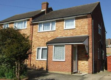 Thumbnail 3 bed semi-detached house for sale in Taylor Road, Snodland