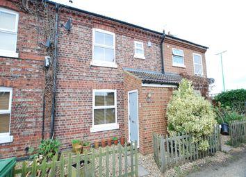 Thumbnail 2 bed terraced house to rent in Station Road, Cheddington, Leighton Buzzard