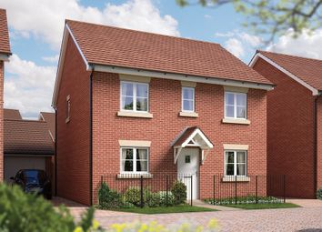 "Thumbnail 4 bed detached house for sale in ""The Buxton"" at Archer's Way, Amesbury, Salisbury"