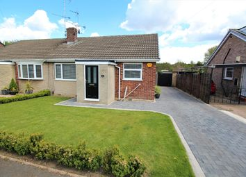 Thumbnail 2 bed semi-detached bungalow for sale in Muirfield Avenue, Swinton, Mexborough