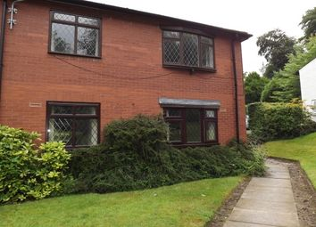 Thumbnail 1 bed flat to rent in Fernleigh, Northwich