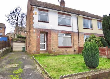 Thumbnail 3 bed property to rent in Aysgarth Road, Huddersfield