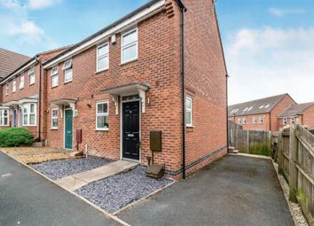 Thumbnail 2 bed end terrace house for sale in Water Reed Grove, Walsall, West Midlands