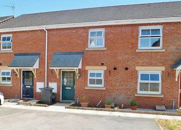 Thumbnail 2 bedroom terraced house for sale in Eglwys Teg, Wrexham