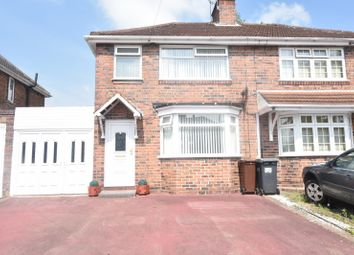 Thumbnail 3 bed property to rent in Carlton Avenue, Wednesfield, Wolverhampton