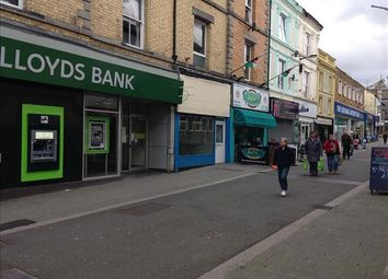Thumbnail Retail premises for sale in 19, Pool Street, Caernarfon