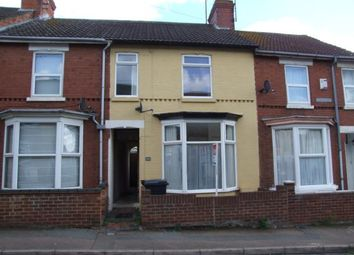 Thumbnail 3 bed terraced house to rent in Park Road, Rushden