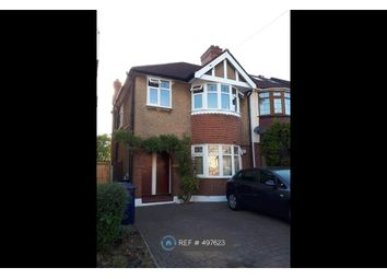 Thumbnail 1 bedroom flat to rent in Greenford, Greenford