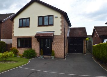 Thumbnail 4 bedroom detached house for sale in Tennyson Court, Prudhoe