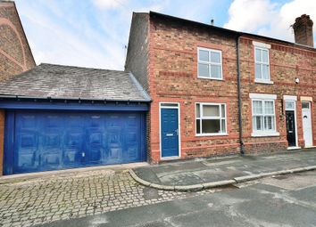 Thumbnail 4 bed end terrace house for sale in Mitchell Street, Stockton Heath, Warrington