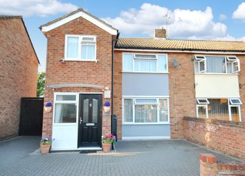 Thumbnail 3 bed semi-detached house for sale in Cedar Chase, Heybridge, Maldon