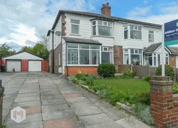 Thumbnail 3 bed semi-detached house for sale in Bolton Road, Bury, Lancashire
