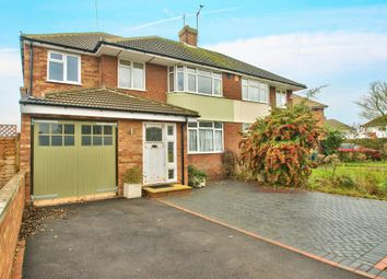 Thumbnail 4 bed semi-detached house for sale in Risborough Road, Bedford
