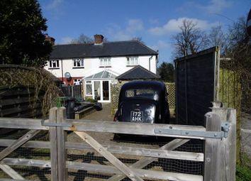 Thumbnail 3 bedroom end terrace house for sale in Worting Road, Basingstoke
