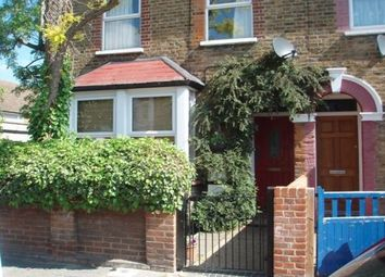 Thumbnail 1 bed flat to rent in Leighton Road, Enfield