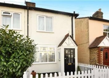 Thumbnail 2 bed cottage for sale in Bremer Road, Staines Upon Thames, Surrey