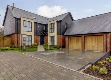 Thumbnail 5 bed detached house for sale in Aylesbury Court, Aylesbury Road, Lapworth
