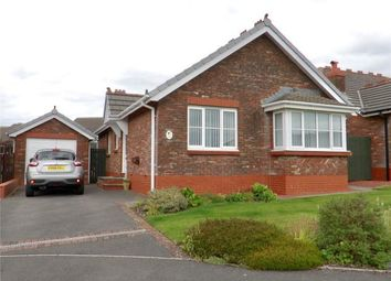 Thumbnail 3 bed detached bungalow for sale in Chaucer Road, Workington, Cumbria