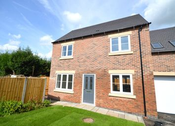 Thumbnail 3 bed detached house for sale in The Brambles Ashby Road, Woodville, Swadlincote