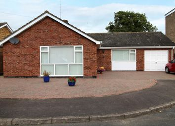 Thumbnail 3 bed detached bungalow for sale in Kingston Drive, Beccles