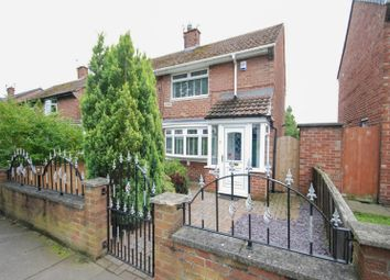 Thumbnail 2 bed semi-detached house for sale in The Broadway, Sunderland