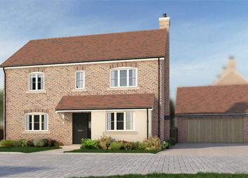 Thumbnail 3 bed detached house for sale in Hanscombe End Road, Hitchin, Hertfordshire